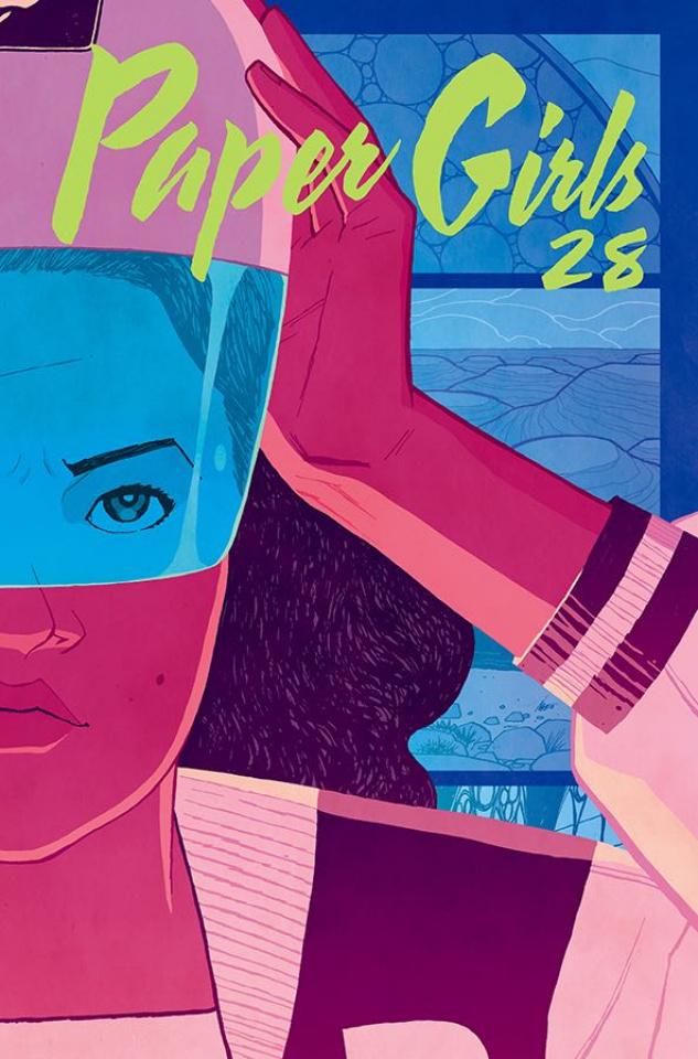 Paper Girls #28