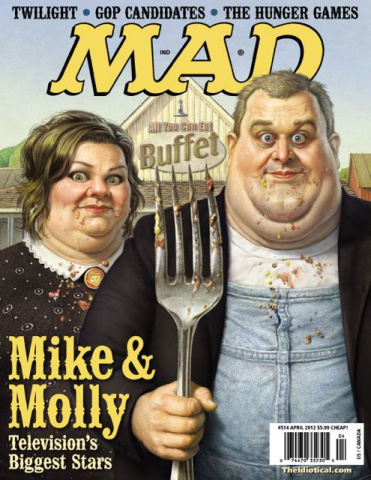 MAD Magazine #514