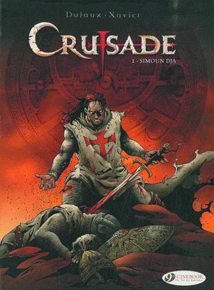 Crusade Vol. 1: Simoun Dja