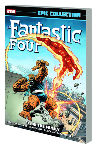 The Fantastic Four Epic Collection: All in the Family
