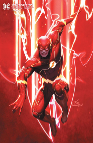 The Flash #759 (Inhyuk Lee Cover)