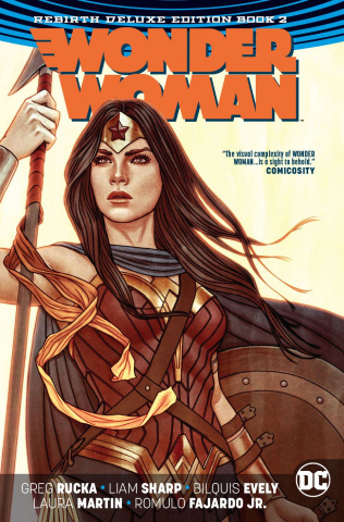 Wonder Woman Book. 2 (Rebirth)