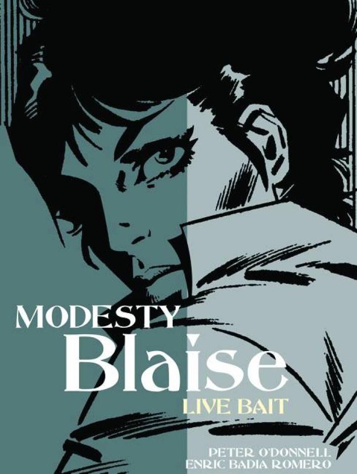 Modesty Blaise Vol. 21: Live Bait