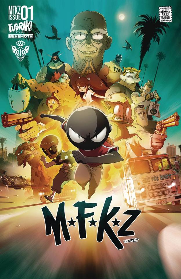 MFKZ #1