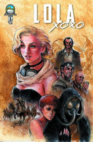 Lola XOXO #2 (Cover A)