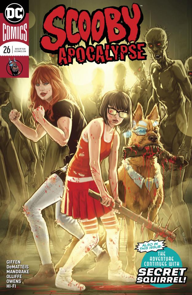 Scooby: Apocalypse #26