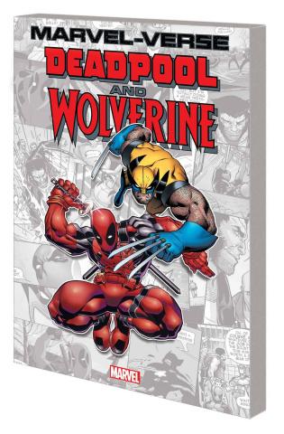 Marvel-Verse: Deadpool and Wolverine