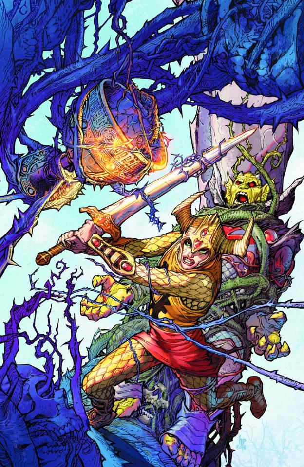 Demon Knights #22