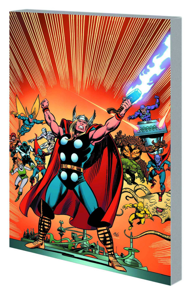 Thor: Gods and Guardians of the Galaxy