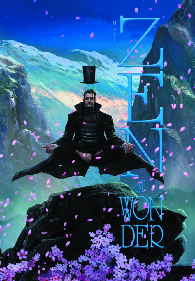 Hatter M: The Looking Glass Wars Vol. 4: The Zen of Wonder