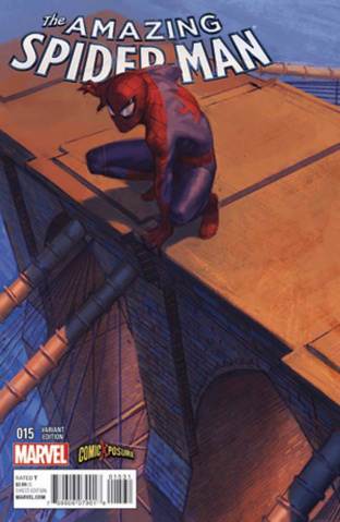 The Amazing Spider-Man #15 (ComicXposure Cover)