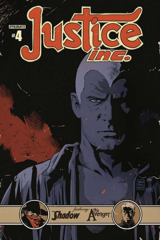 Justice, Inc. #4 (Francavilla Cover)