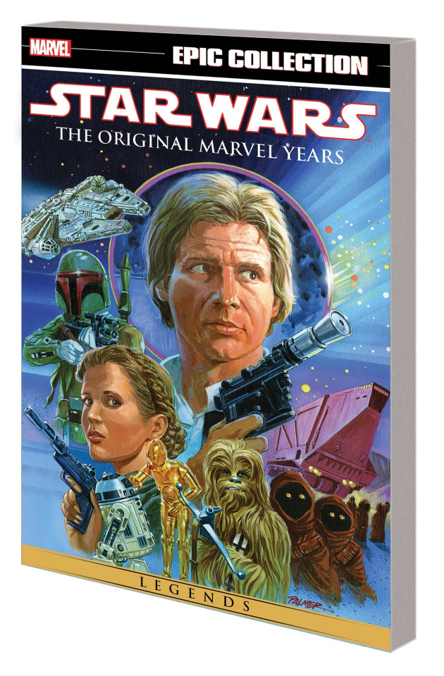 Star Wars Legends Vol. 5: The Original Marvel Years (Epic Collection)