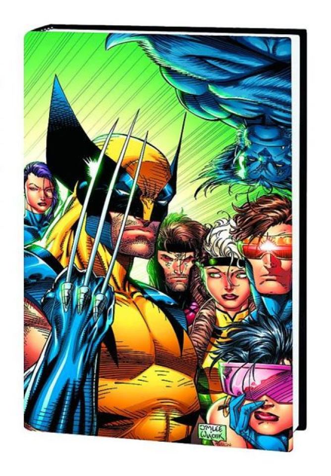 X-Men by Claremont and Lee Vol. 2
