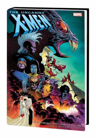 Uncanny X-Men Vol. 3 (Omnibus Opena Cover)