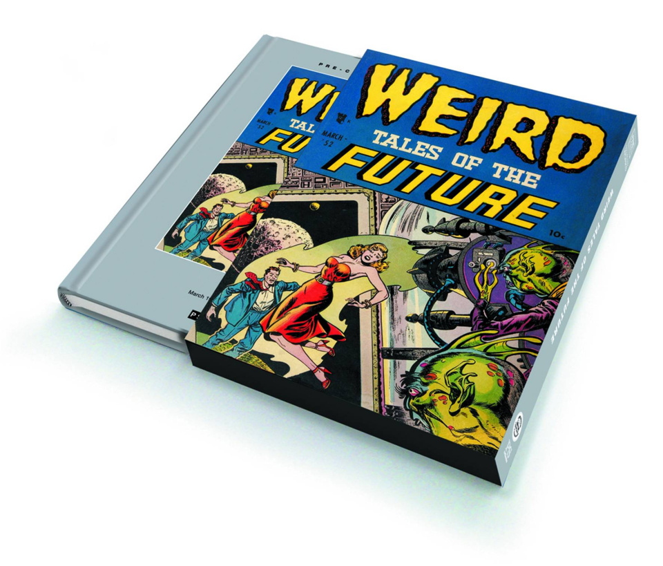 Weird Tales of the Future Vol. 1 (Slipcase Edition)