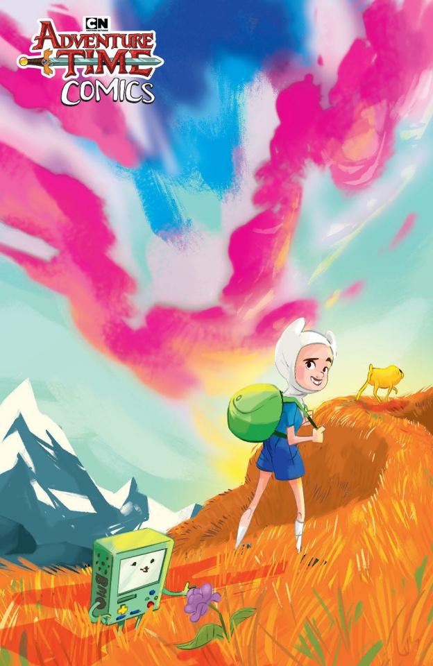 Adventure Time Comics #24 (10 Copy Vamos Cover)