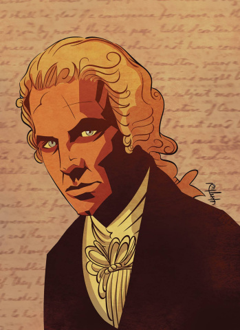 Hamilton: A Graphic History of America's Celebrated Founding Father
