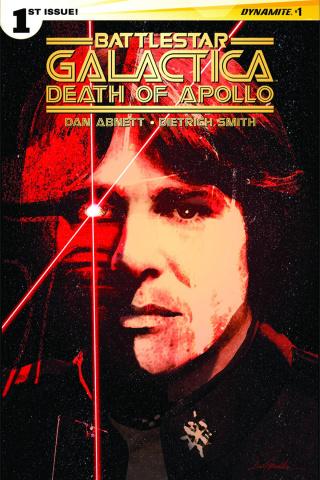 Battlestar Galactica: Death of Apollo #1 (Ramondelli Cover)