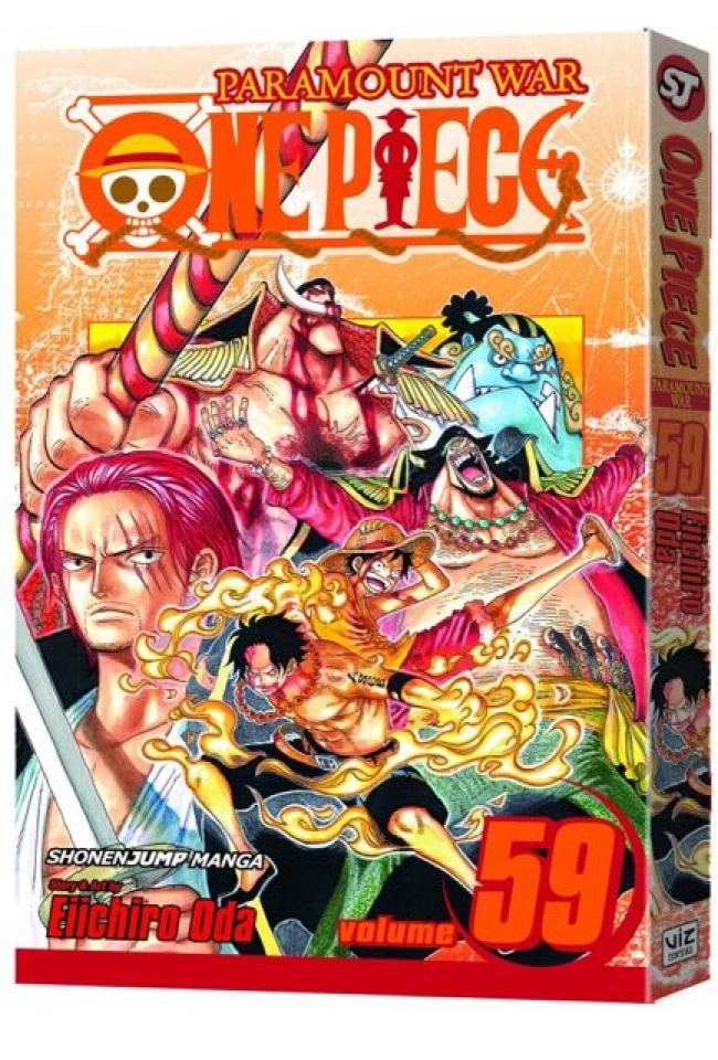 One Piece Vol. 59