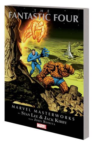 Fantastic Four Vol. 10 (Marvel Masterworks)