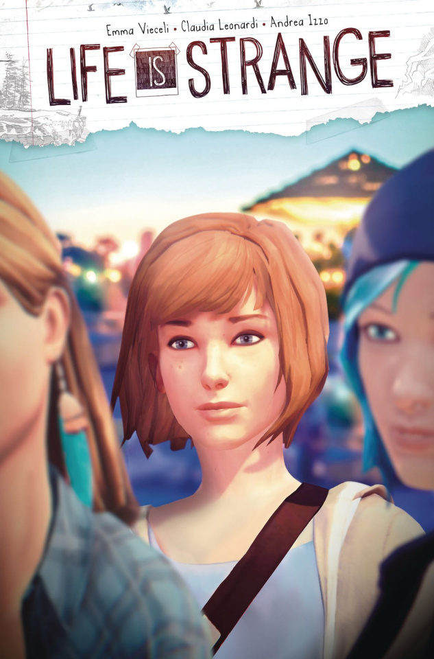 Life is Strange #9 (Game Art Cover)