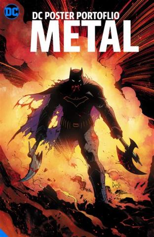 DC Poster Portfolio: Dark Nights Metal