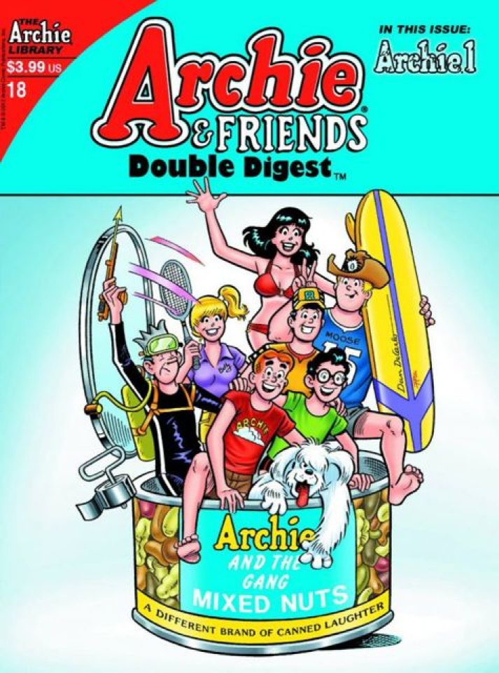 Archie & Friends Double Digest #18