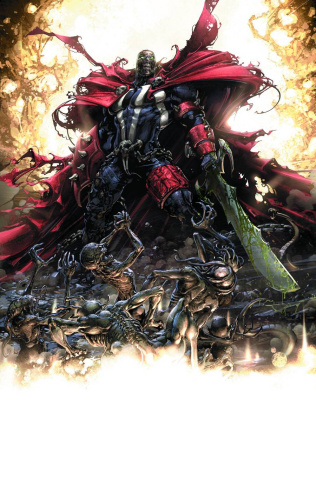 Spawn: Origins Vol. 17