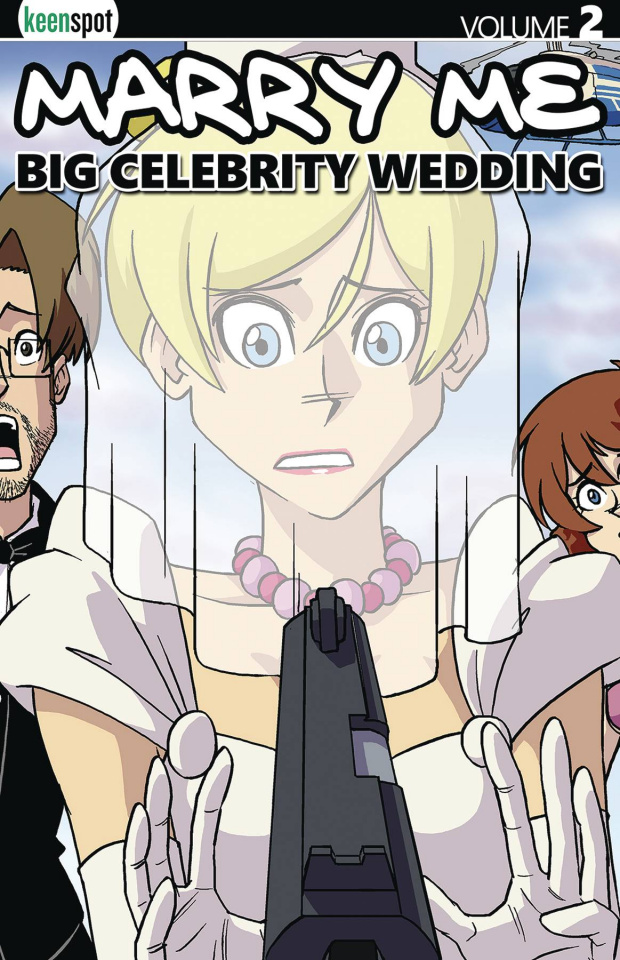 Marry Me Vol. 2: Big Celebrity Wedding
