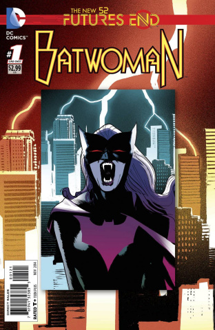 Batwoman: Future's End #1 (Standard Cover)