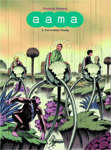 aama Vol. 2: The Invisible Throng