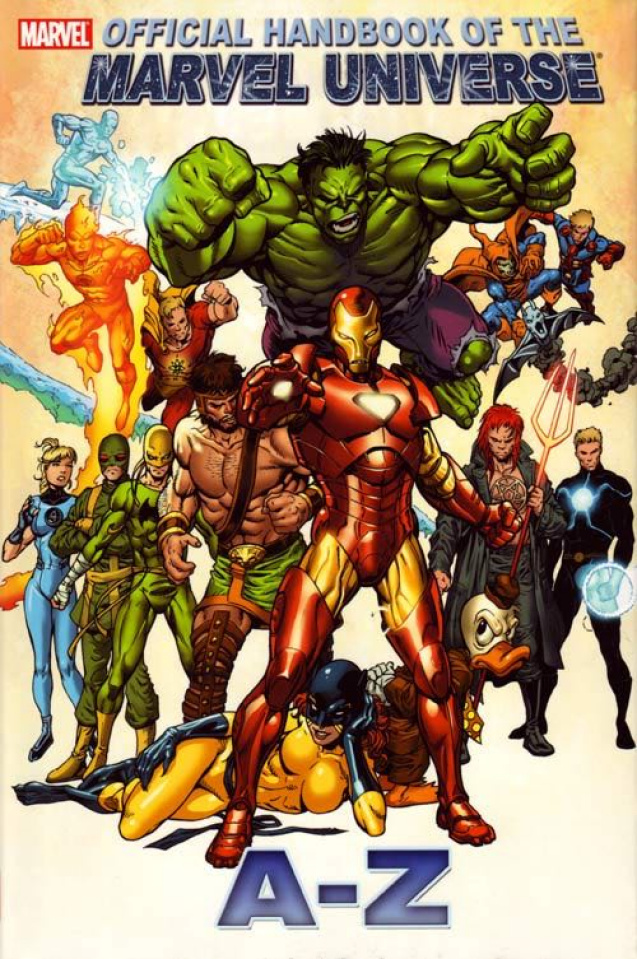 Secret Wars: The Official Guide of Marvel Multiverse #1
