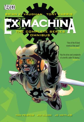 Ex Machina: The Complete Series (Omnibus)