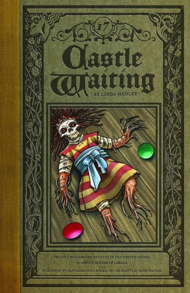 Castle Waiting #17
