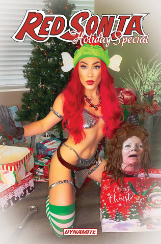 Red Sonja 2021 Holiday Special (Cosplay Cover)