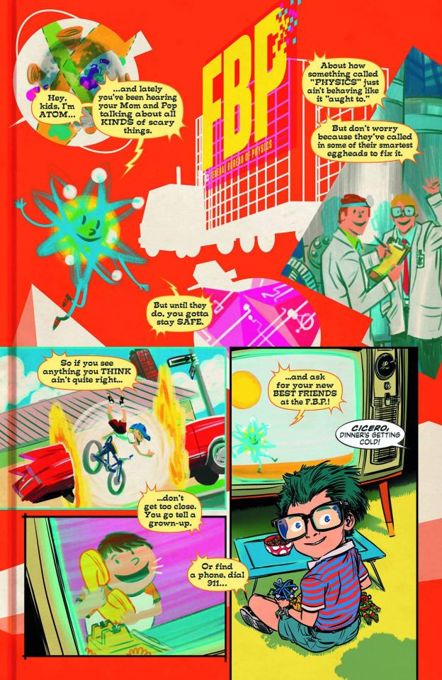 F.B.P.: Federal Bureau of Physics #14