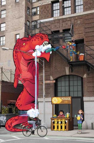 Moon Girl and Devil Dinosaur #36