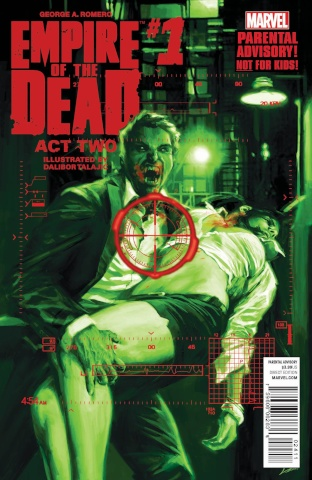 Empire of the Dead: Act Two #1