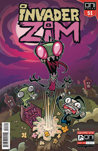 Invader Zim #1 (1 Dollar Edition)