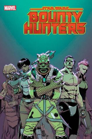 Star Wars: Bounty Hunters #18