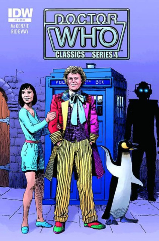 Doctor Who Classics: Series 4 #1