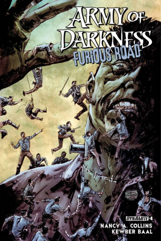 Army of Darkness: Furious Road #4 (Hardman Cover)