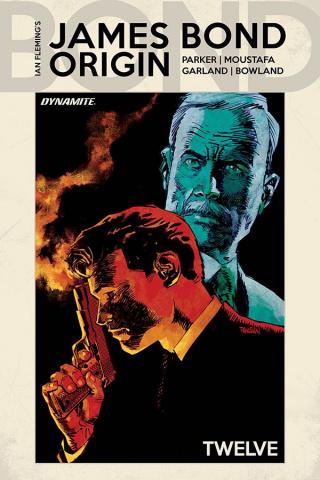 James Bond: Origin #12 (Panosian Cover)