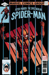 Peter Parker: The Spectacular Spider-Man #297 (2nd Printing)