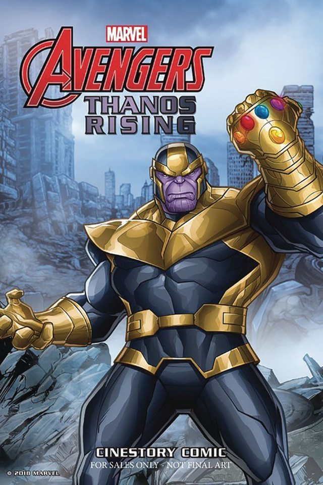 Avengers Assemble: Thanos Rising