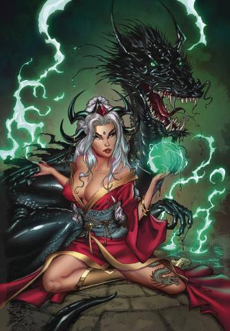 Shang #3 (Dooney Cover)