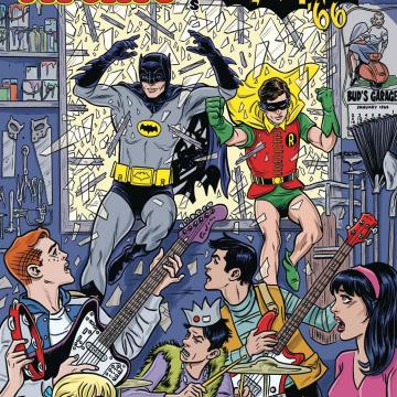 Archie Meets Batman '66 #1 (Allred Cover)