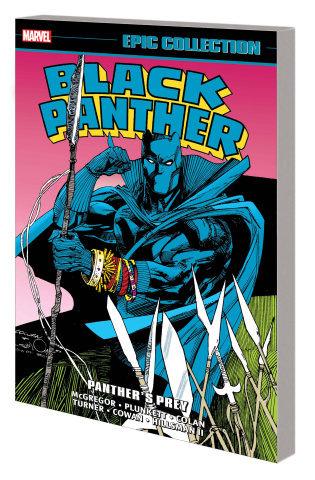Black Panther: Panther's Prey (Epic Collection)