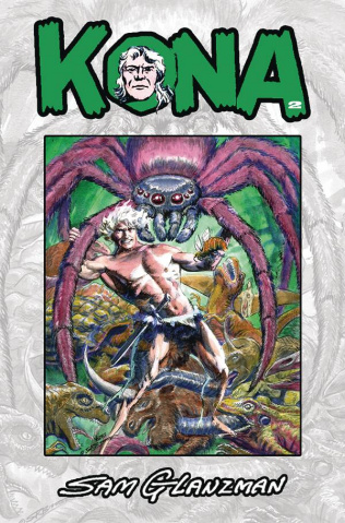 Kona #2 (Bissette & Yeates Cover)